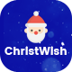 ChristWish – A Charismatic Christmas Wishes Video Card - VideoHive Item for Sale