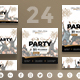 New Year Party Social Media Pack