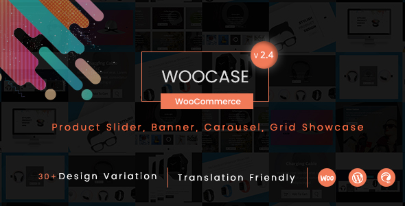 WooCasePro - WooCommerce Product Slider / Banner / Carousel / Grid Showcase - CodeCanyon Item for Sale