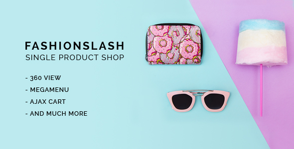 Image of Fashionlash - Responsive Opencart Theme for Single Product Store