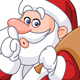 Sneaky Santa - GraphicRiver Item for Sale