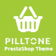 Pilltone - Fresh Food Responsive Prestashop Theme - ThemeForest Item for Sale