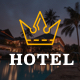 Hotel WordPress Theme | Hotel Queen - ThemeForest Item for Sale