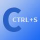CodeCtrlS