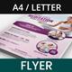 Yoga and Meditation Flyer