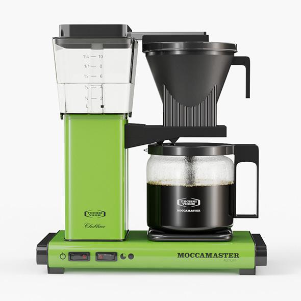 3DOcean Technivorm Moccamaster Coffee Maker 21051267
