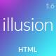 illusion - Premium Multipurpose HTML Template