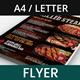 Grill Restaurant Food Flyer
