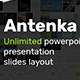 Antenka Elements - Powerpoint Presentation Template - GraphicRiver Item for Sale
