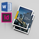 Company Brochure Indesign & Word Template - GraphicRiver Item for Sale