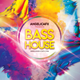 Bass House Flyer Template