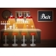 Bar Counter in Pub or Night Club - GraphicRiver Item for Sale