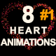 Particles Heart