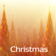 Christmas Tree Glow Glitter Dust - VideoHive Item for Sale