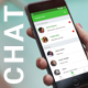Chatting App for Android + iOS | Chatter Box - GraphicRiver Item for Sale