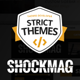 Shockmag - Ad Optimized Magazine WordPress Theme with Powerful Advertisement System - ThemeForest Item for Sale