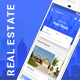 Real Estate App UI for Android & iOS  |  Property Hub - GraphicRiver Item for Sale
