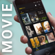 Online Movie / Video Streaming App | Idiot Box - GraphicRiver Item for Sale