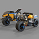 Lego Motorcycles pack 2