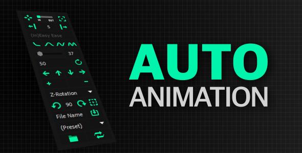 VideoHive Auto Animation 20996403