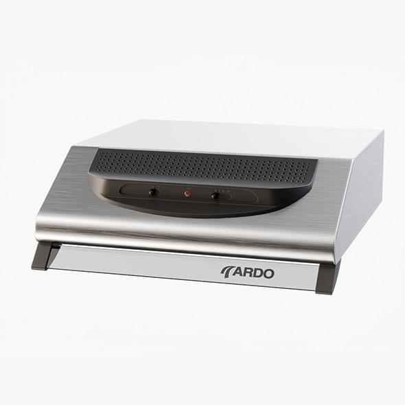Ardo Cooking Hood - 3DOcean Item for Sale