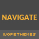 Navigate - Premium Blog Wordpress Theme - ThemeForest Item for Sale