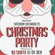 Santa party Flyer vol.4