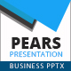 Pears Power Point Presentation - GraphicRiver Item for Sale