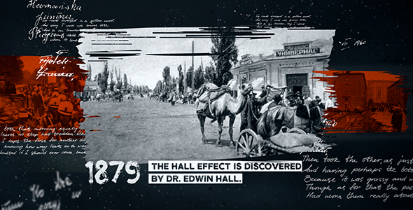 VideoHive The History 20997286