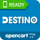 Destino - Multipurpose eCommerce OpenCart 2.3 Theme With Mobile-Specific Layouts