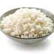 bowl of boiled round rice - PhotoDune Item for Sale