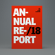 Annual Report 40 Pages - GraphicRiver Item for Sale
