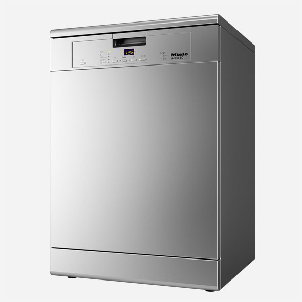 miele g 4203 sc active dishwasher by genkot29 3docean. Black Bedroom Furniture Sets. Home Design Ideas