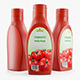 Plastic Tomato Ketchup Bottle