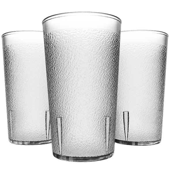 Polycarbonate Glass Cup - 3DOcean Item for Sale