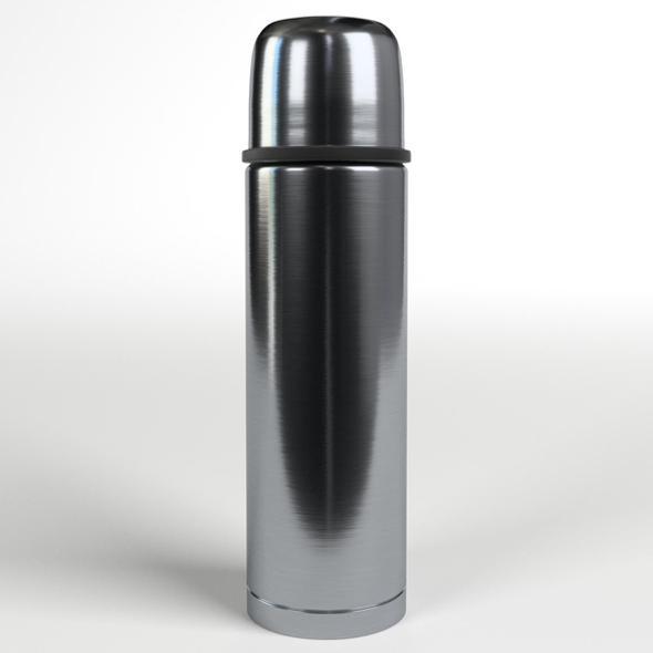 3DOcean Vacuum Flask 21054697