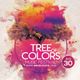 Tree of Colors Music Festival Flyer Template