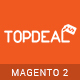TopDeal - Premium Responsive Magento Theme - ThemeForest Item for Sale