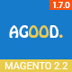 Agood - Responsive Multipurpose Magento 2 Theme - ThemeForest Item for Sale