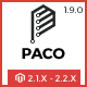 Paco - Responsive Multi-Purpose Magento 2 Theme - ThemeForest Item for Sale