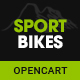 Sportbike - Premium Responsive OpenCart Theme - ThemeForest Item for Sale