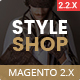 Styleshop - Responsive Multipurpose Magento 2.2.x Theme - ThemeForest Item for Sale