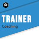 Trainer - Trainer, Mentor and Coach MUSE Template - ThemeForest Item for Sale