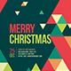 Minimal Christmas Flyer 2 - GraphicRiver Item for Sale