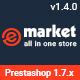 eMarket - Premium Responsive PrestaShop Theme
