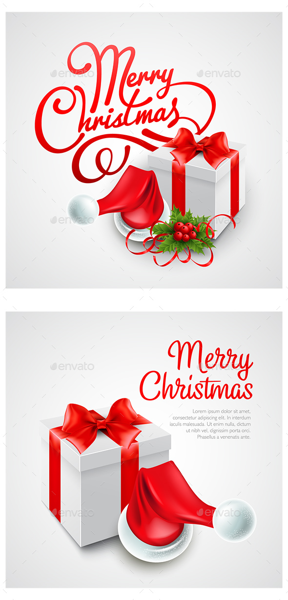 GraphicRiver Christmas Element 21055156