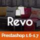 Revo - Premium Responsive Prestashop Theme for Mega Store - ThemeForest Item for Sale