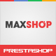 Maxshop - Multipurpose Responsive Prestashop Theme - ThemeForest Item for Sale