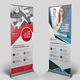 Roll Up Banner Bundle 3 in 1