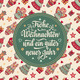 Frohe Weihnacht  Xmas Congratulations in Germany - GraphicRiver Item for Sale